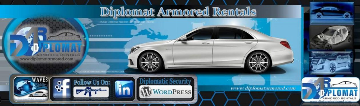 Armored Cars for Rent| Armored Car Rental Fleet from Diplomat Armored Rentals