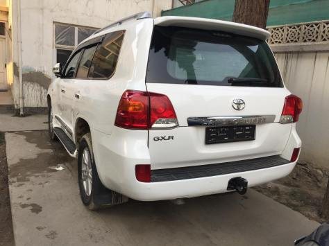 Toyota TLC AFG REAR DAR322